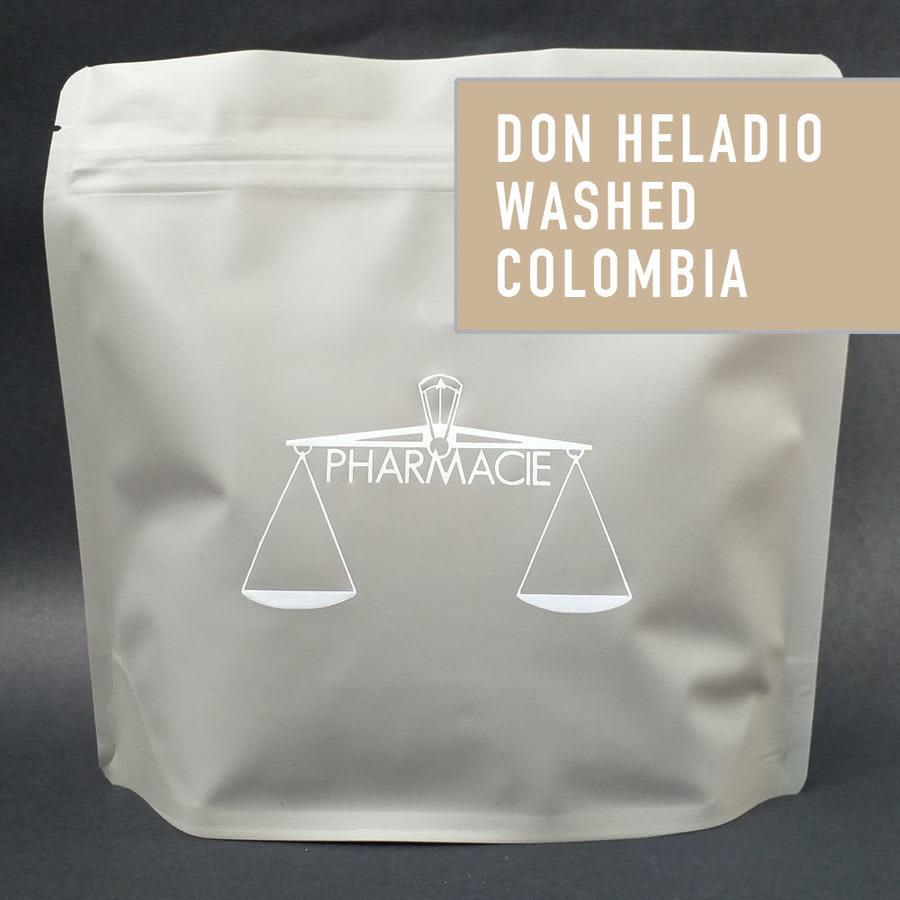 Don Heladio   Pharmacie Coffee