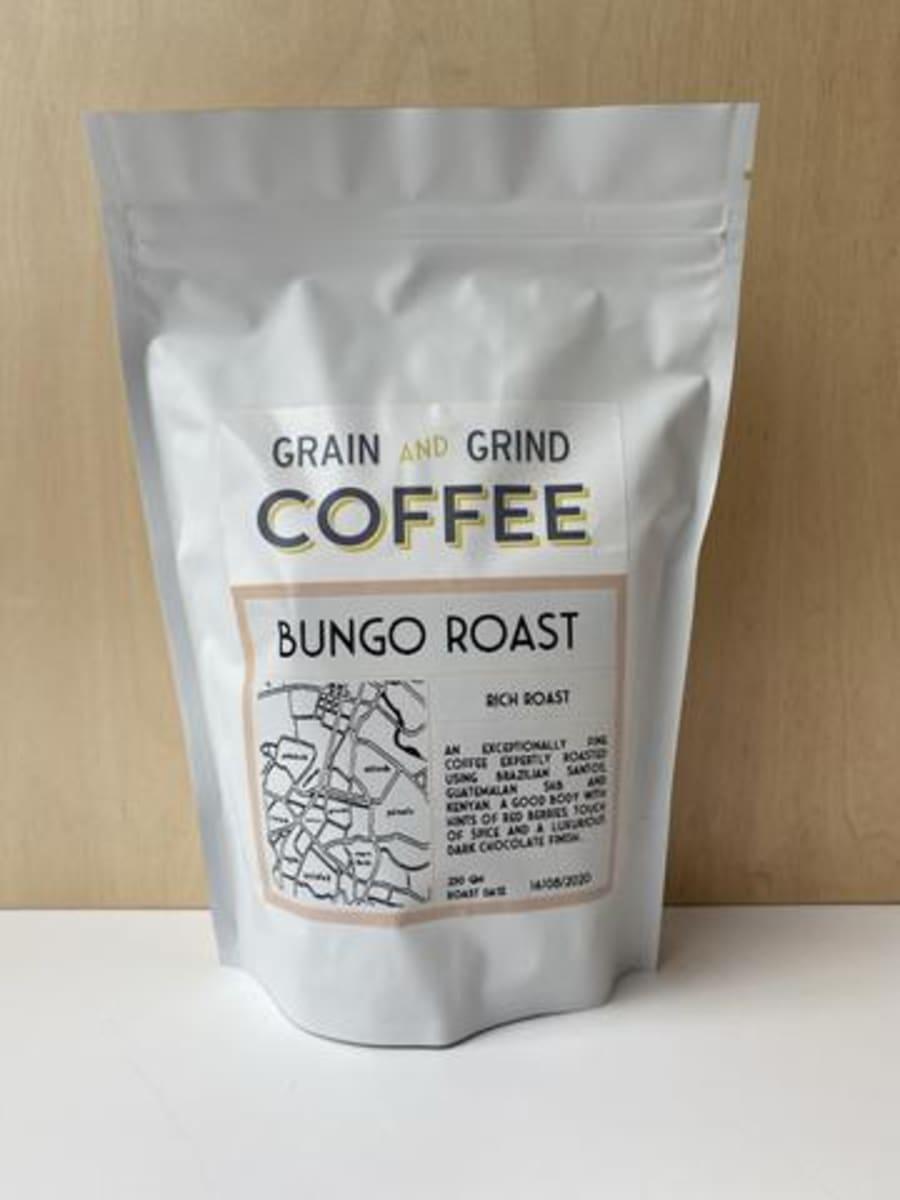 Bungo Roast   Grain and Grind