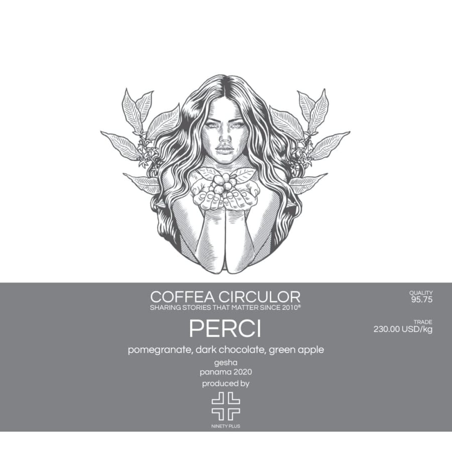 Perci   Coffea Circulor