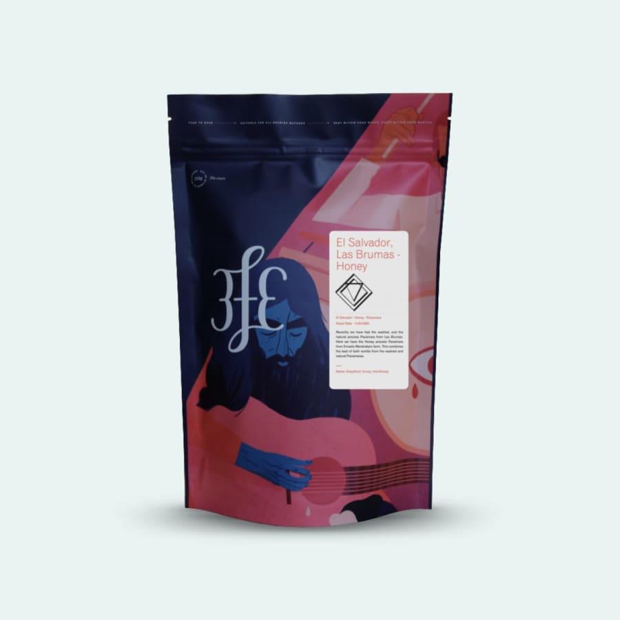 El Salvador - Las Brumas: Honey, Pacamara | 3fe Coffee