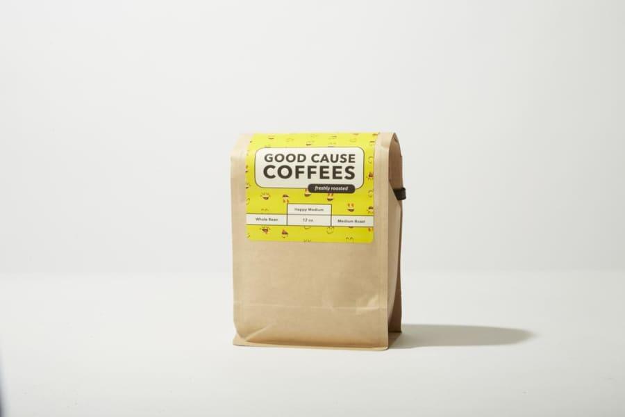 Happy Medium | Good Cause Coffees