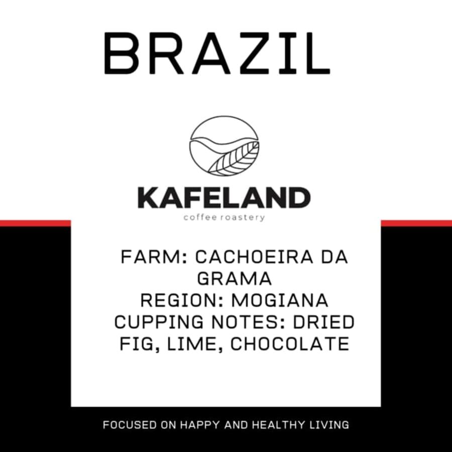 Cachoeira Da Grama   Kafeland Coffee