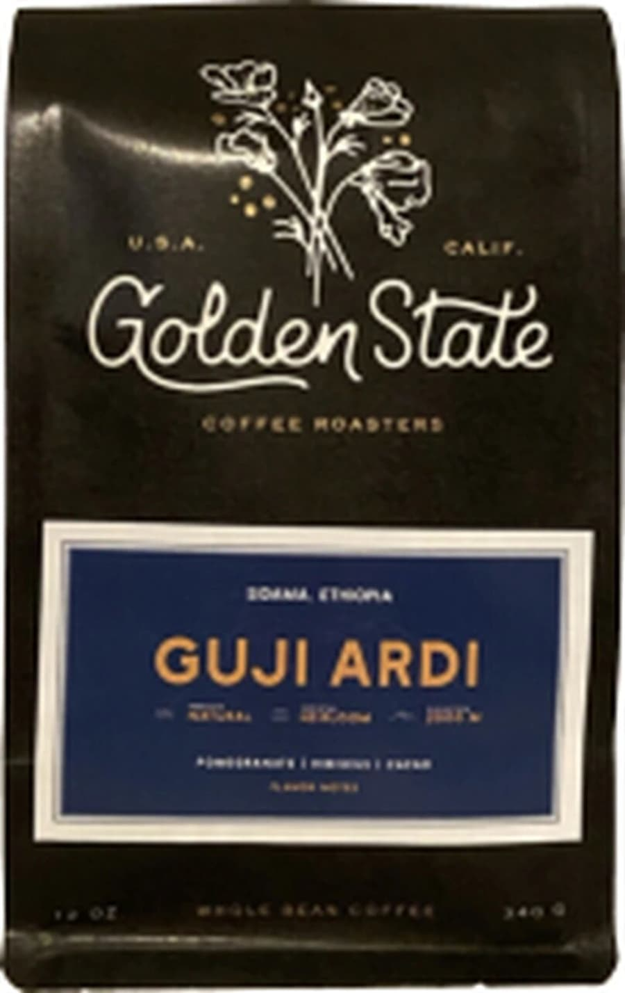 Guji Ardi | Golden State Coffee Roasters