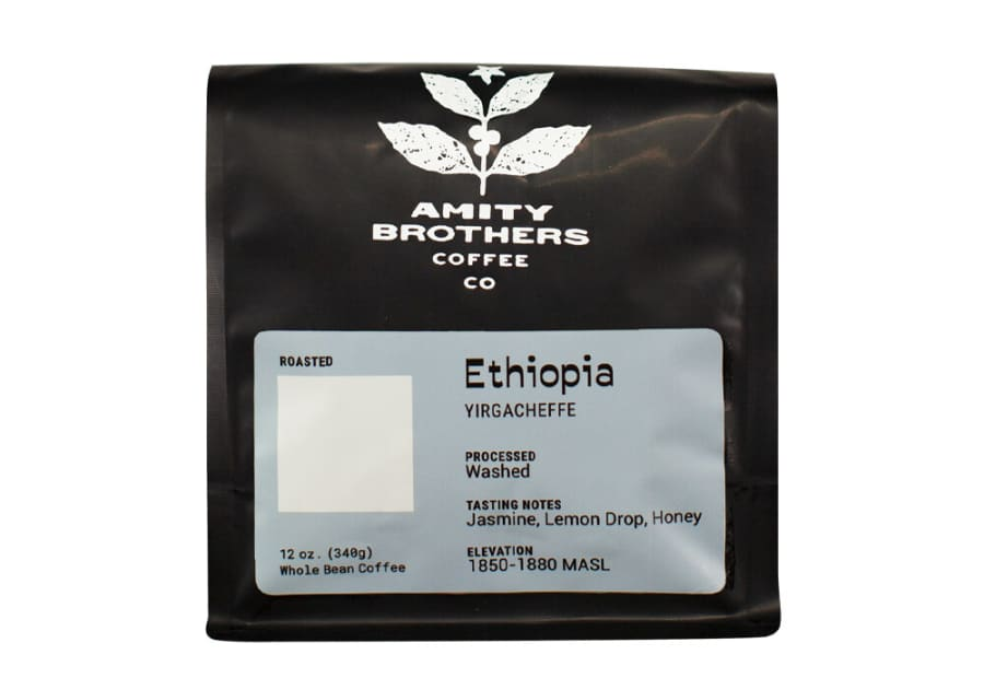 Yirgacheffe | Amity Brothers Coffee Co.