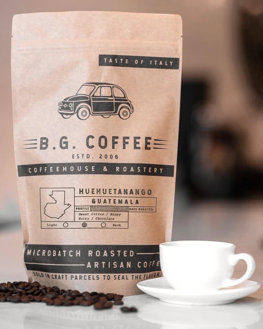 Huehuetenango | Buon Giorno Coffee
