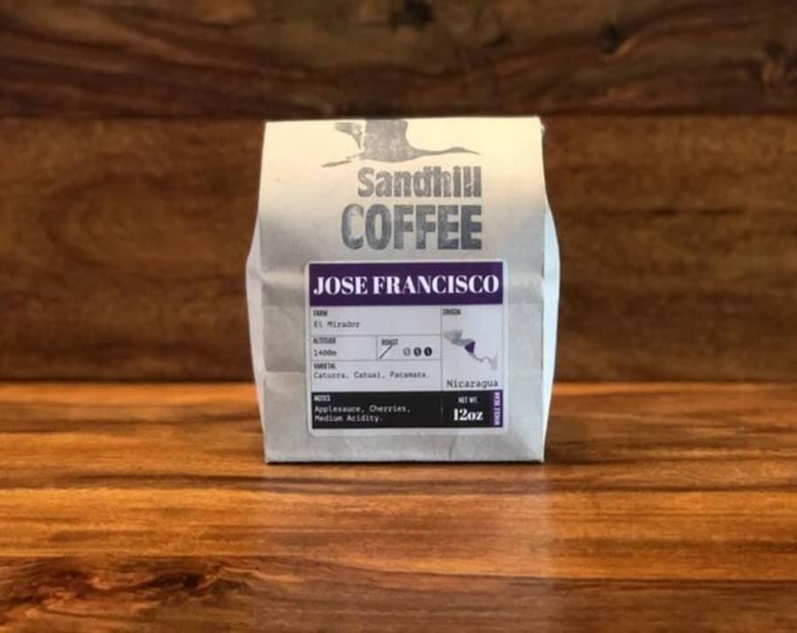 Jose Francisco | Sandhill Coffee Roasters