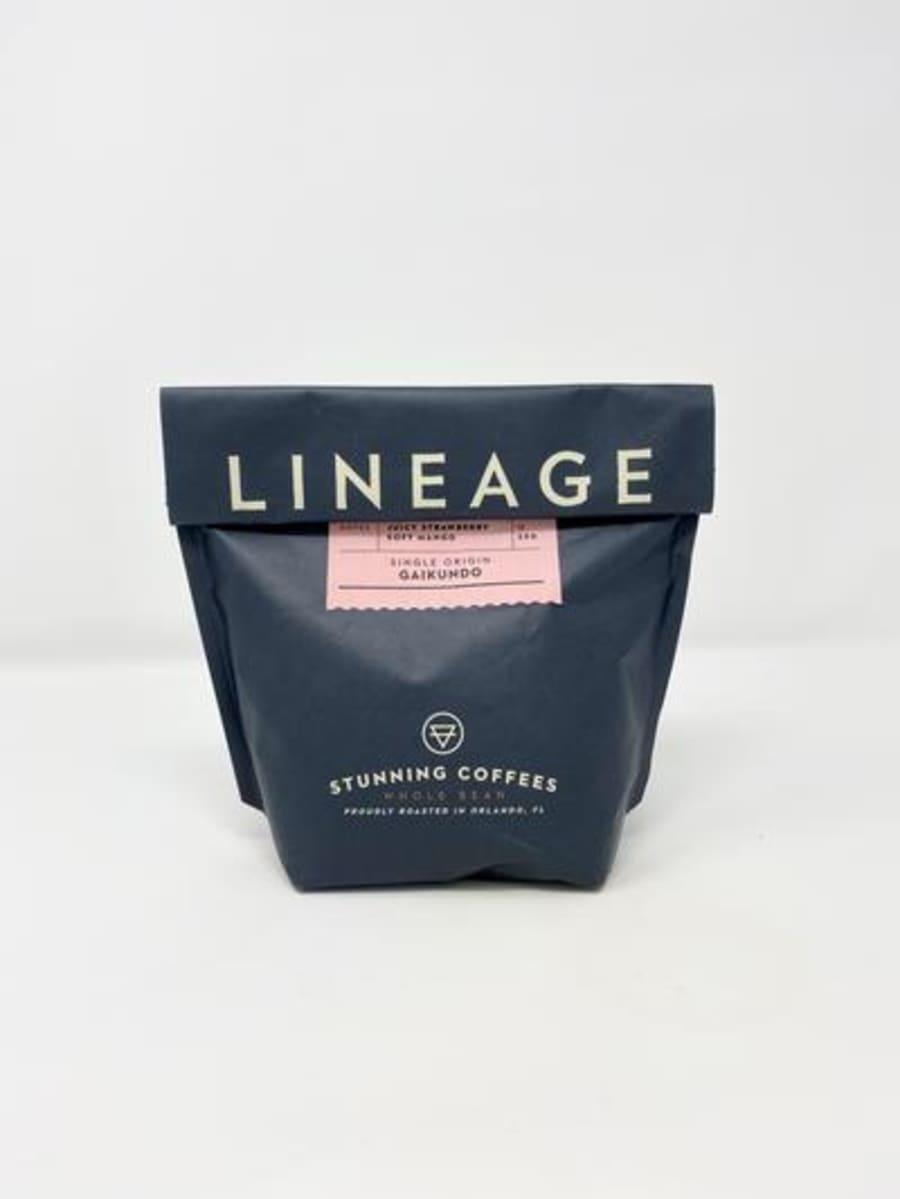 Gaikundo | Lineage Coffee Roasting