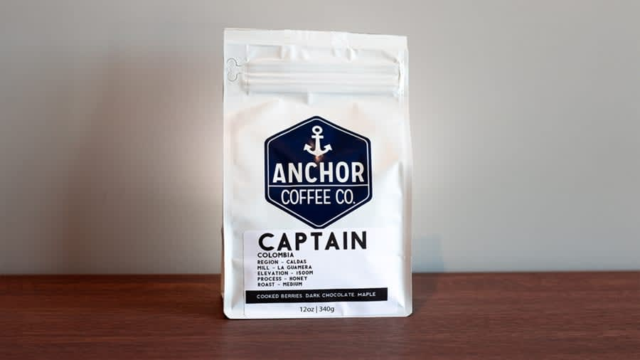 Captain   Anchor Coffee Co