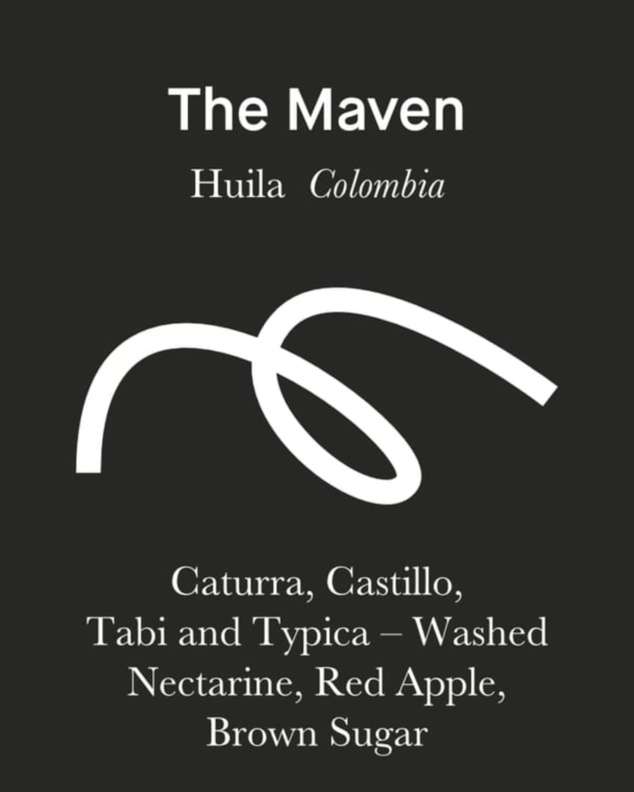 The Maven | Maker Coffee