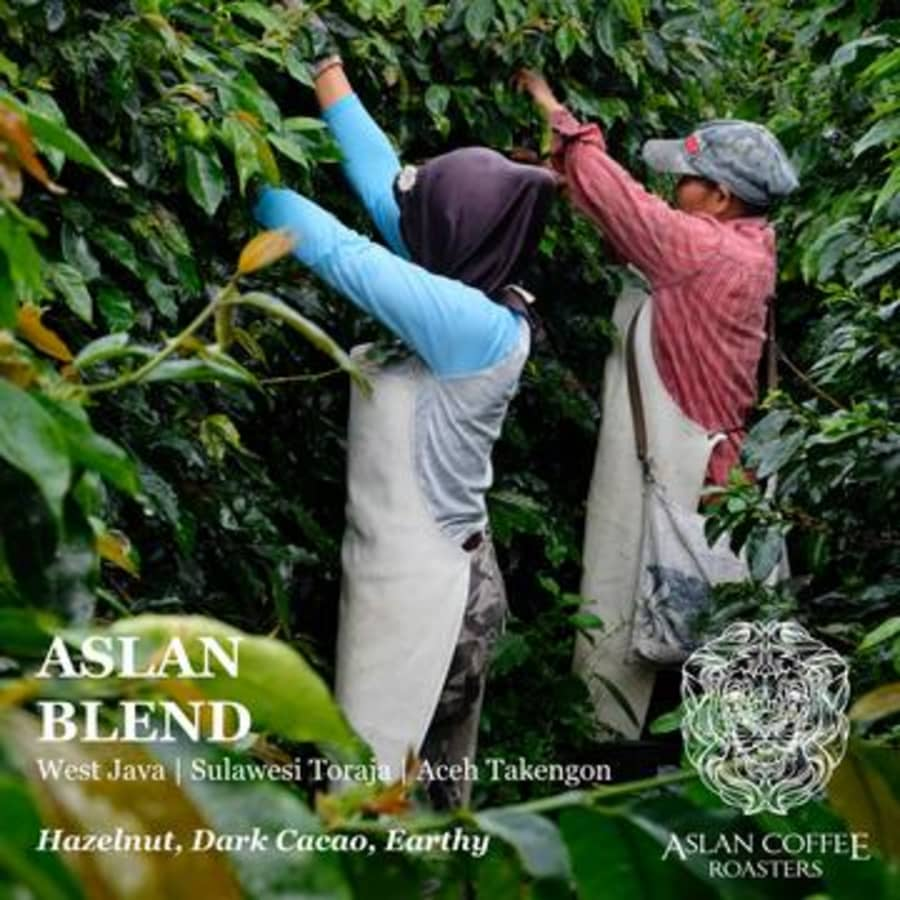 ASLAN Blend   ASLAN Coffee Roasters