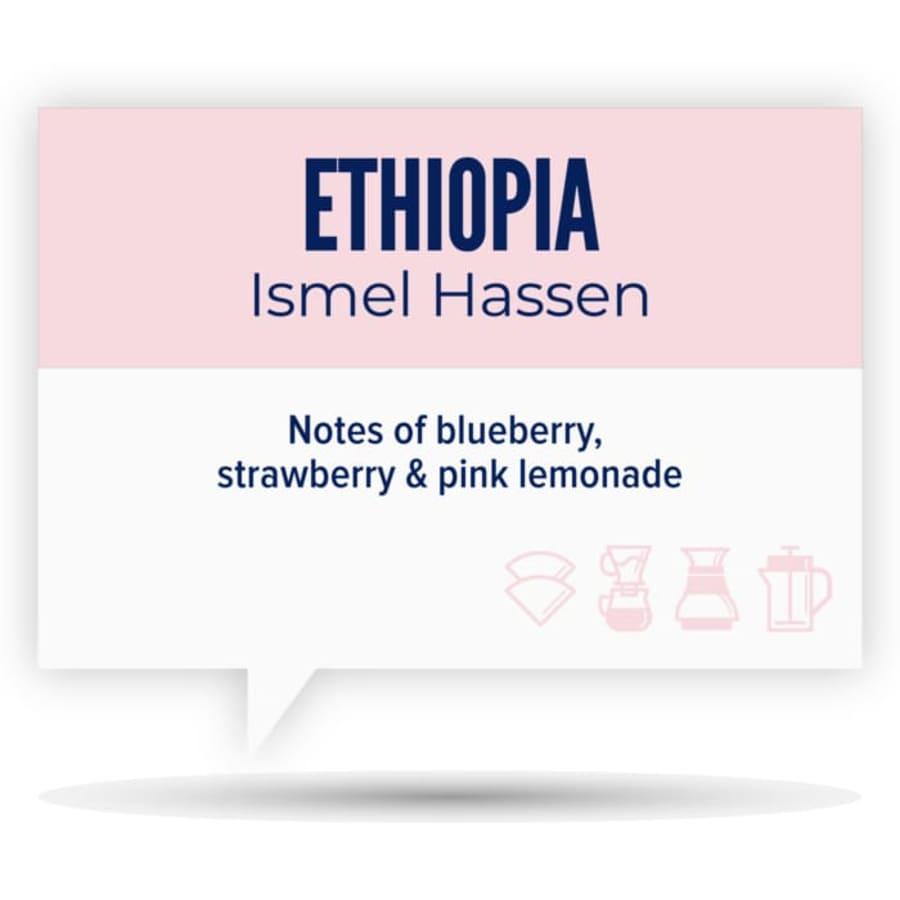 Ethiopia Ismel Hassen | Quietly Coffee
