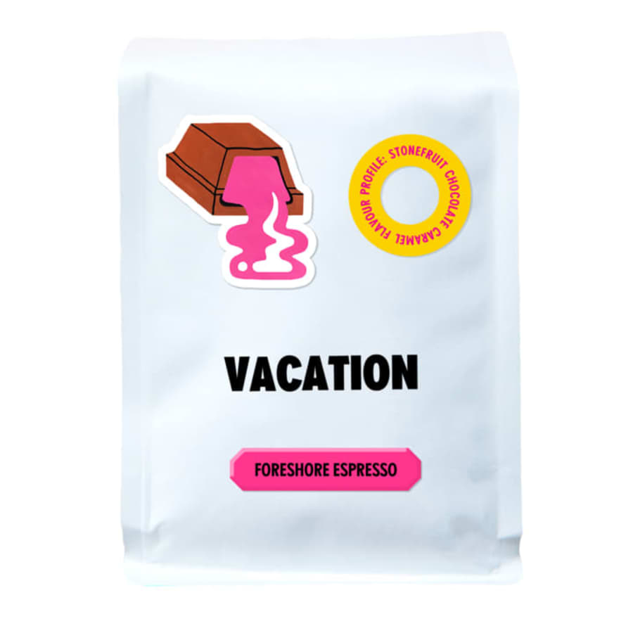 Foreshore Blend | Vacation Coffee
