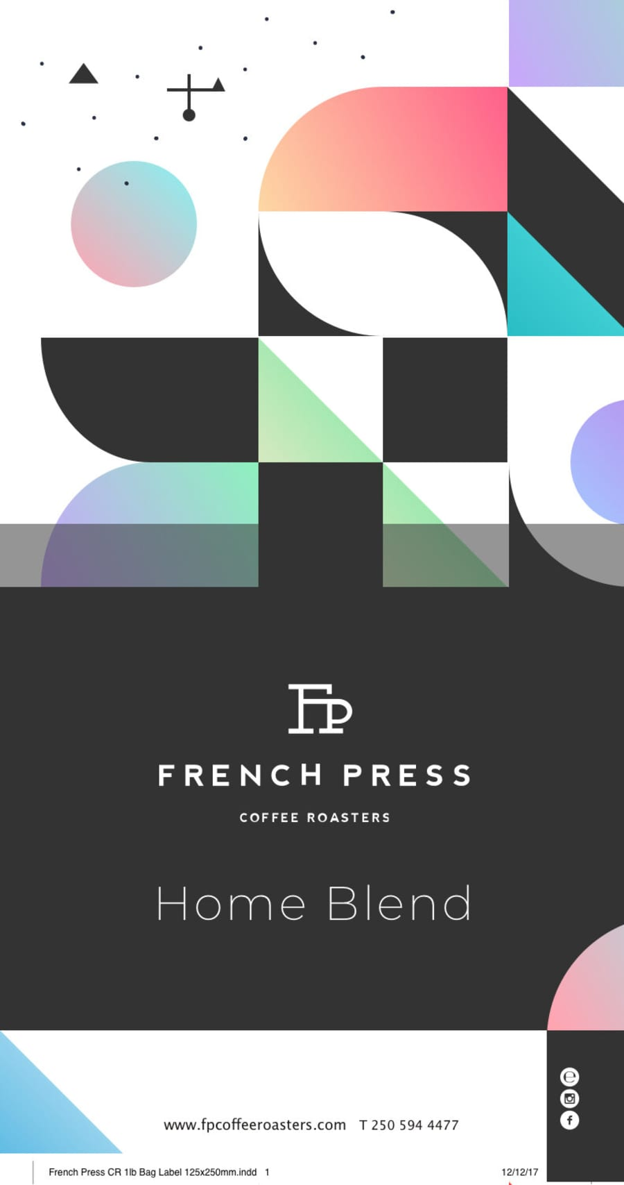 Home Blend | French Press Coffee Roasters