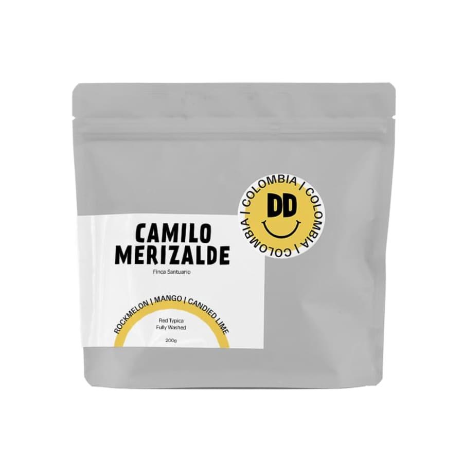 Camilo Merizalde | Fully Washed Red Typica | Bredda Coffee