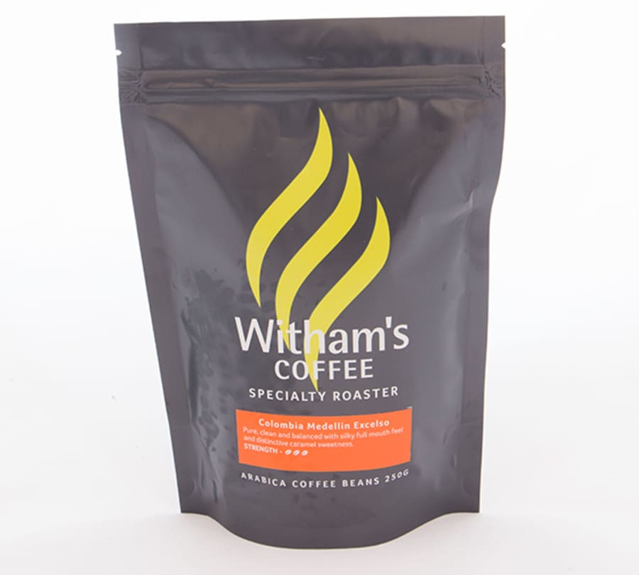 Colombian Medellin Excelso | Witham's Coffee