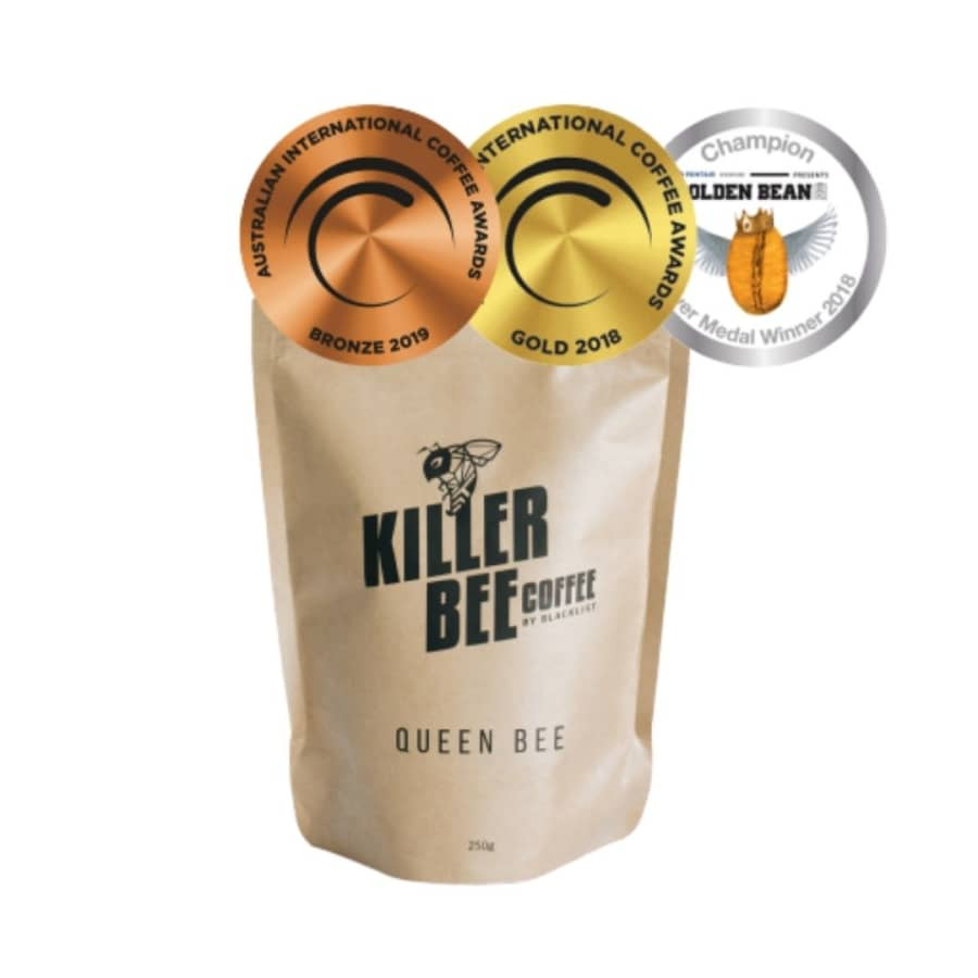 Killer Bee Coffee – Queen Bee | Blacklist Coffee Roasters