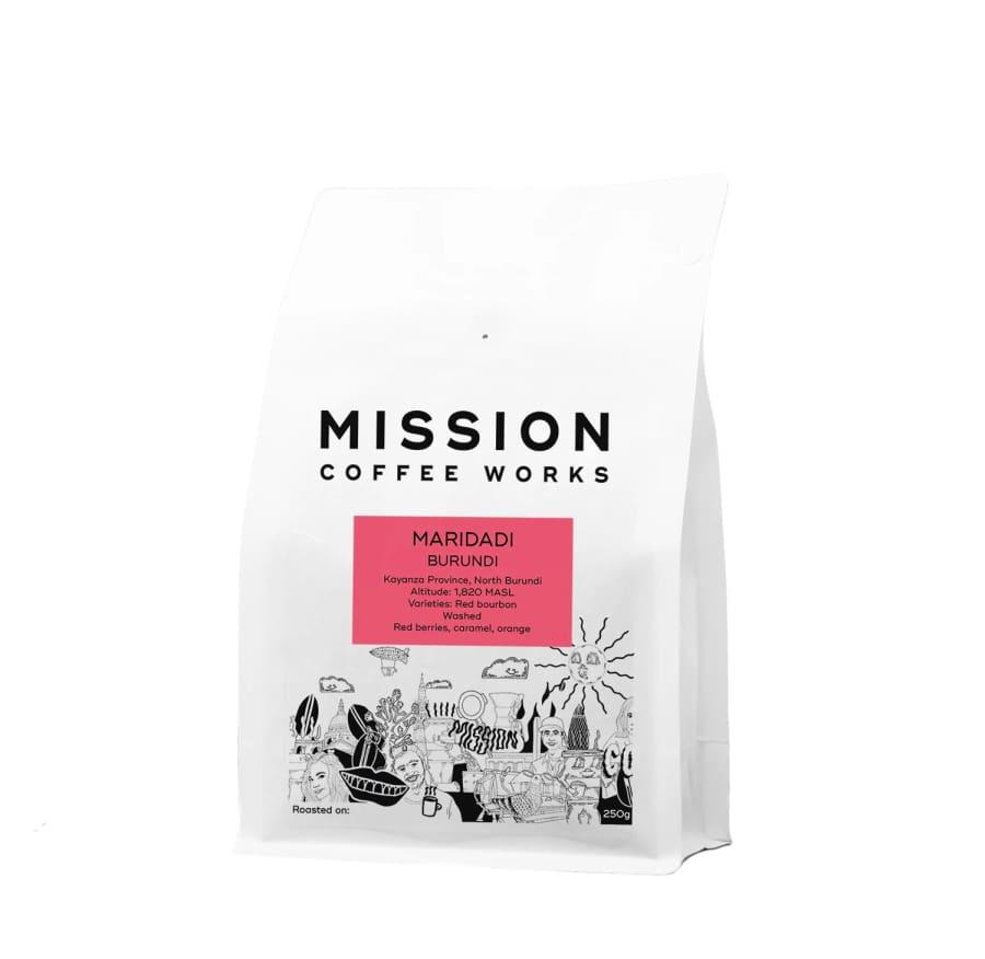 Maridadi | Mission Coffee Works