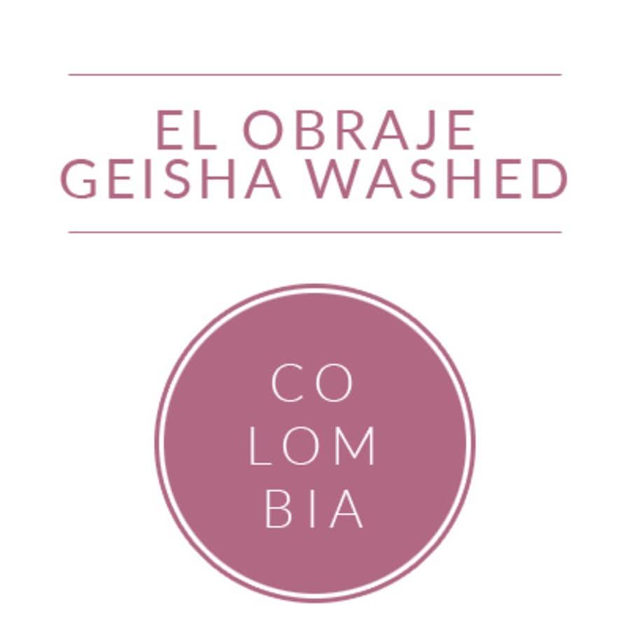 El Obraje Geisha | Coffee Grange