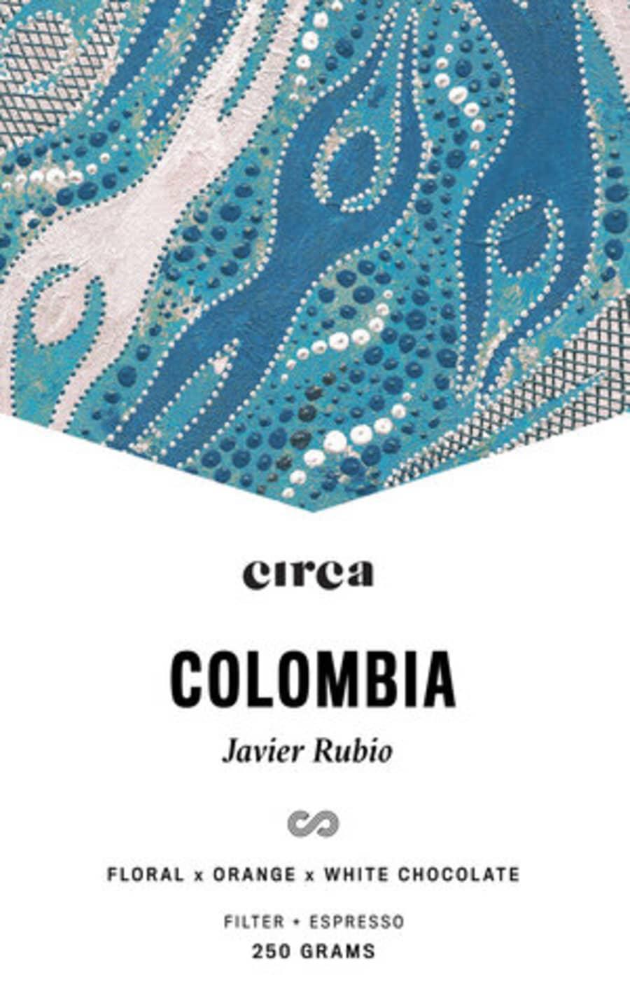 Javier Rubio   Circa Espresso