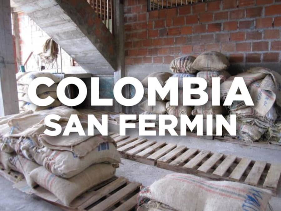 Colombia San Fermin   Kaldi's Coffee