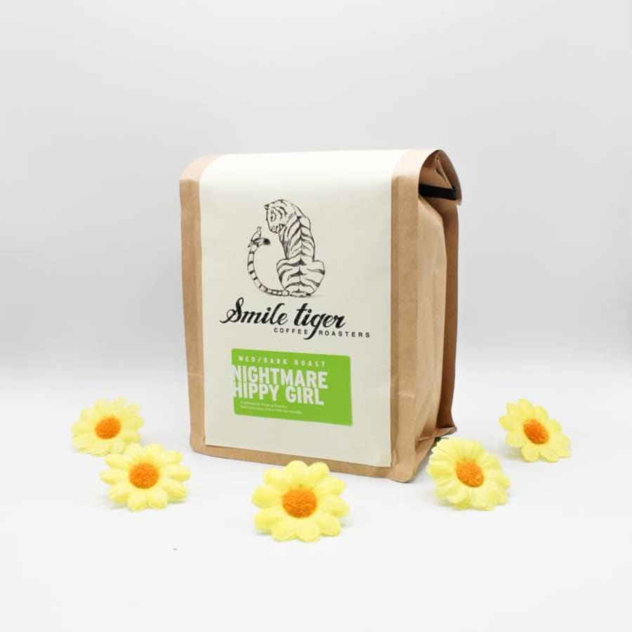 Nightmare Hippy Girl Filter Blend | Smile Tiger Coffee Roasters