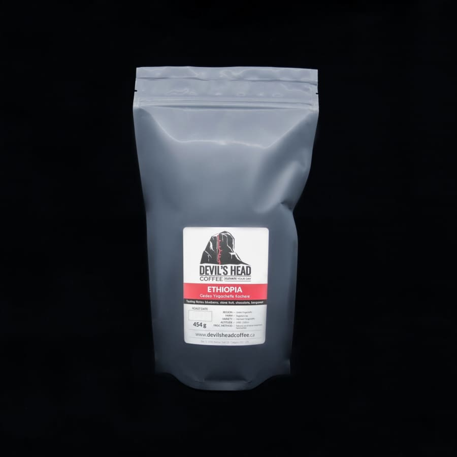 Ethiopia Natural Gedeo Yirgacheffe Kochere | Devil's Head Coffee