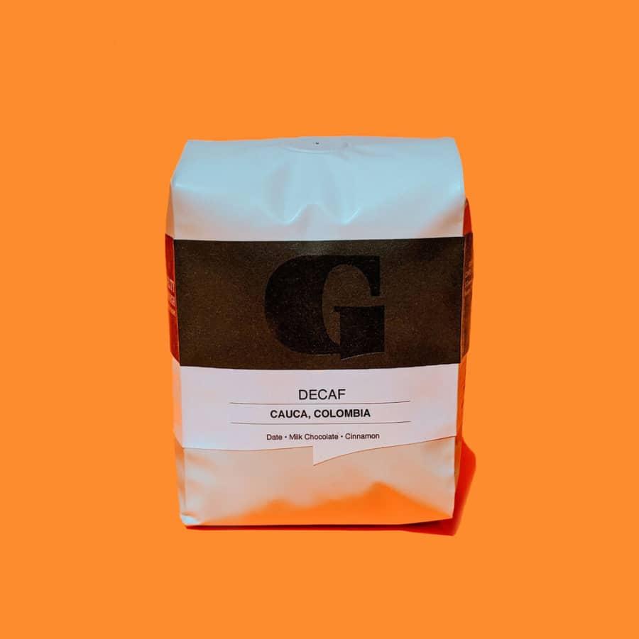 Decaf | Greenway Coffee
