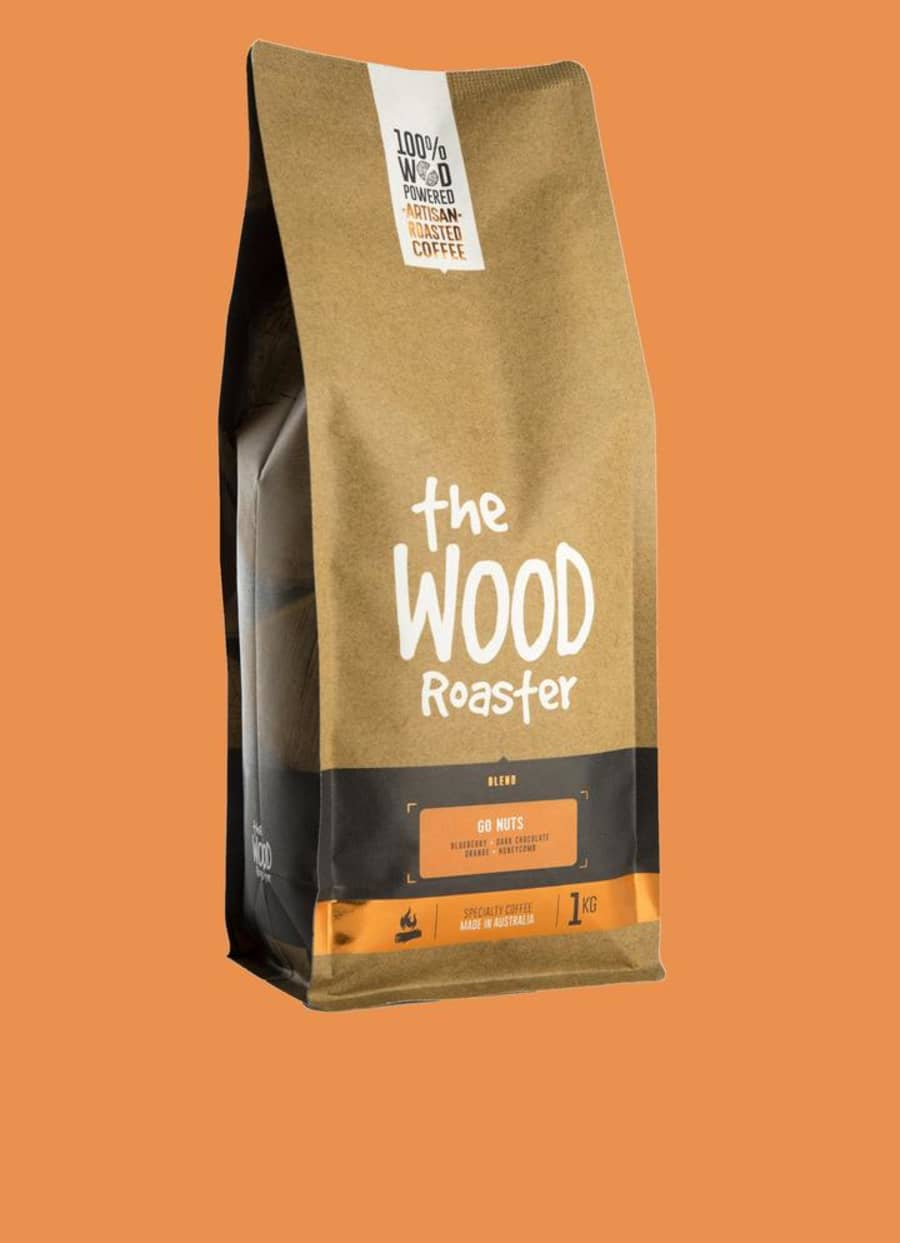 Go Nuts | The Wood Roaster
