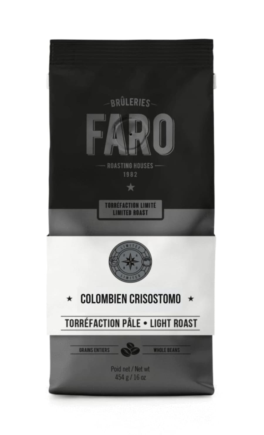 Colombian Crisostomo | FARO Roasting Houses