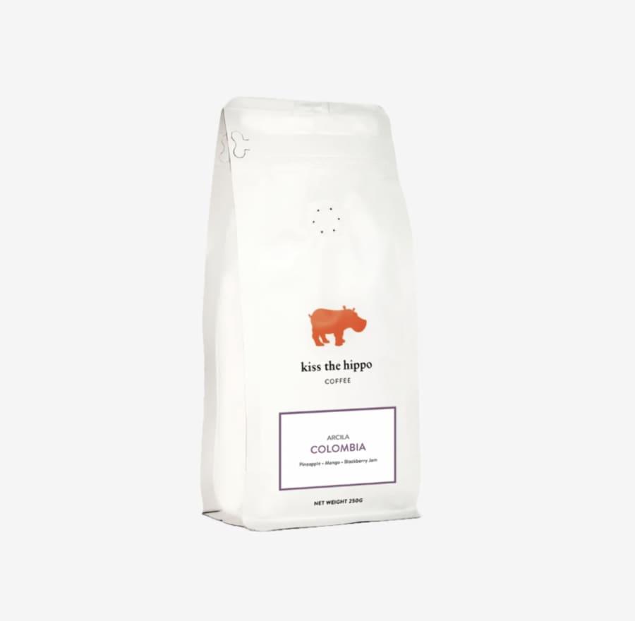 Arcila | Kiss the Hippo Coffee