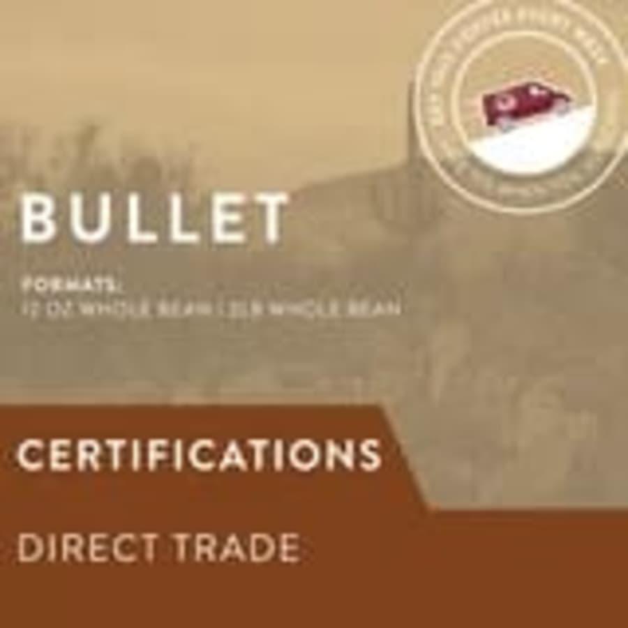 Bullet Espresso | Reunion Coffee Roasters