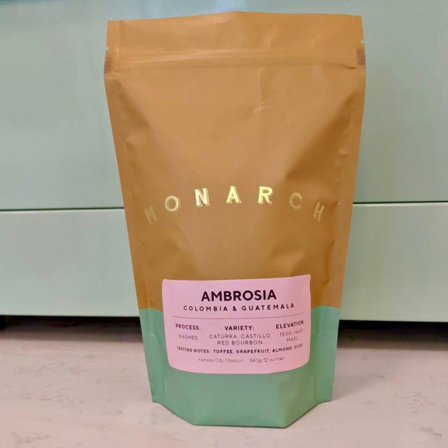 Ambrosia   Monarch Coffee