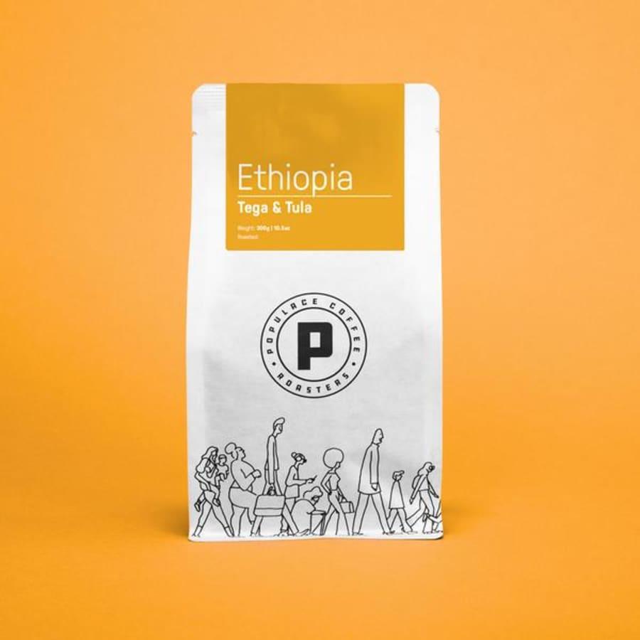 Ethiopia | Tega & Tula | Populace Coffee Roasters