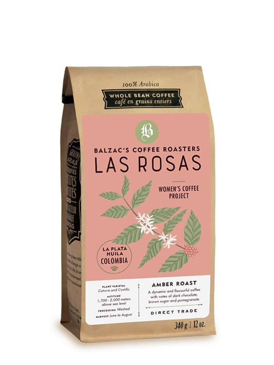 Las Rosas | Balzac's Coffee Roasters