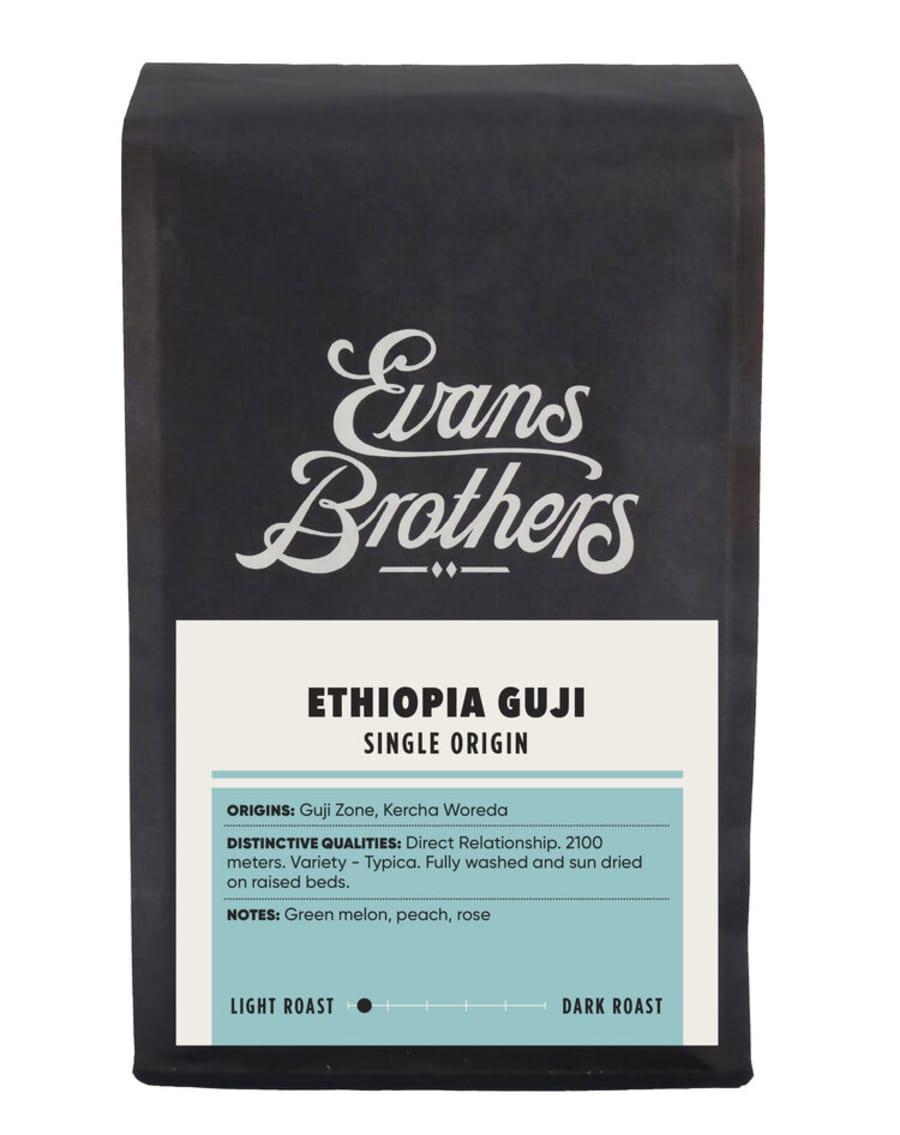 Ethiopia Guji Kercha | Evans Brothers Coffee