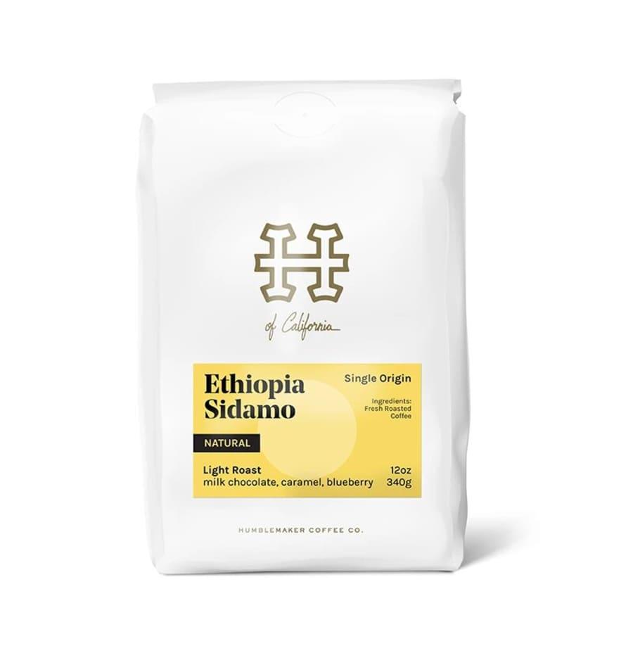 Ethiopia Sidamo   Humblemaker Coffee Co.