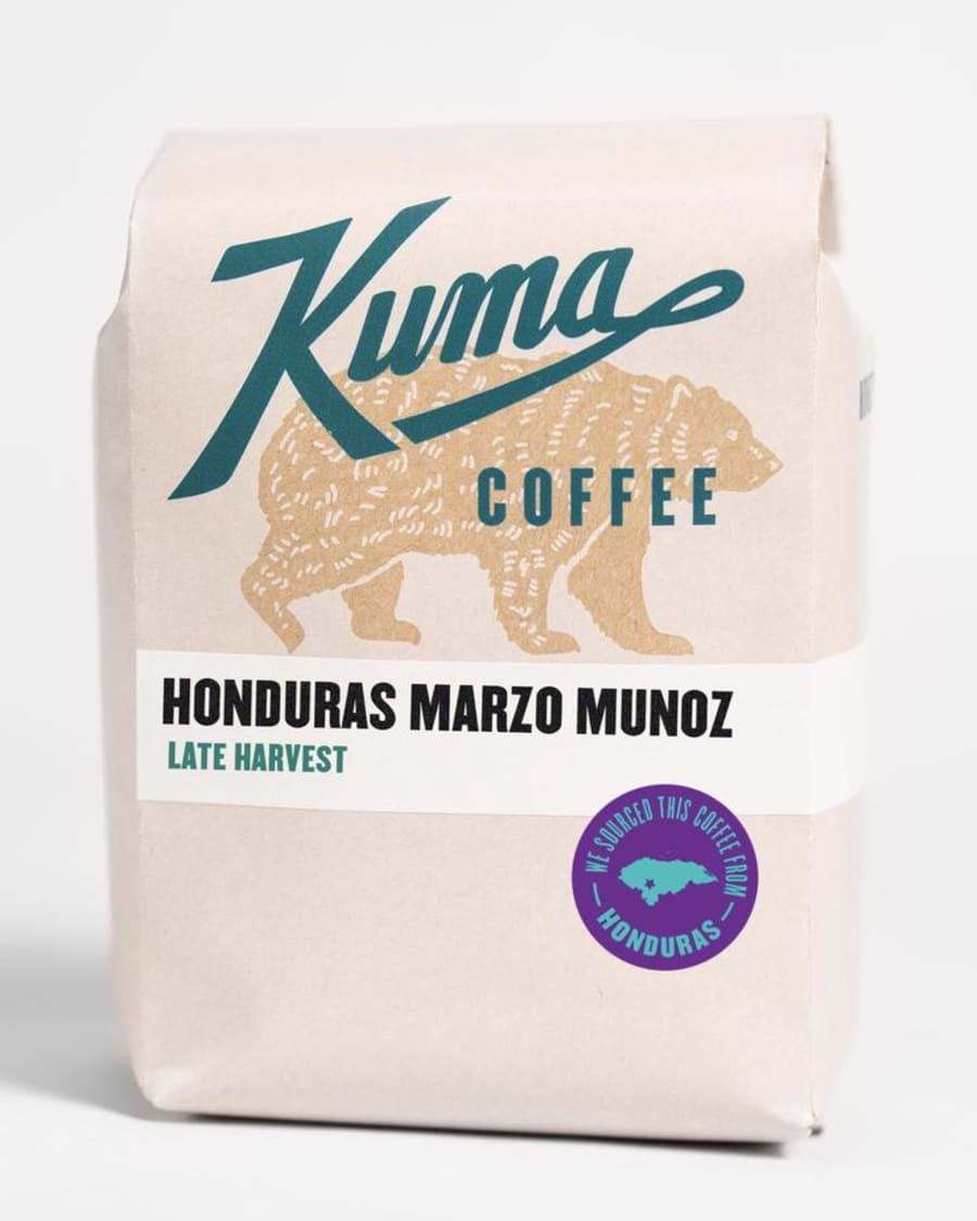 Honduras Marzo Munoz *Late Harvest*   Kuma Coffee