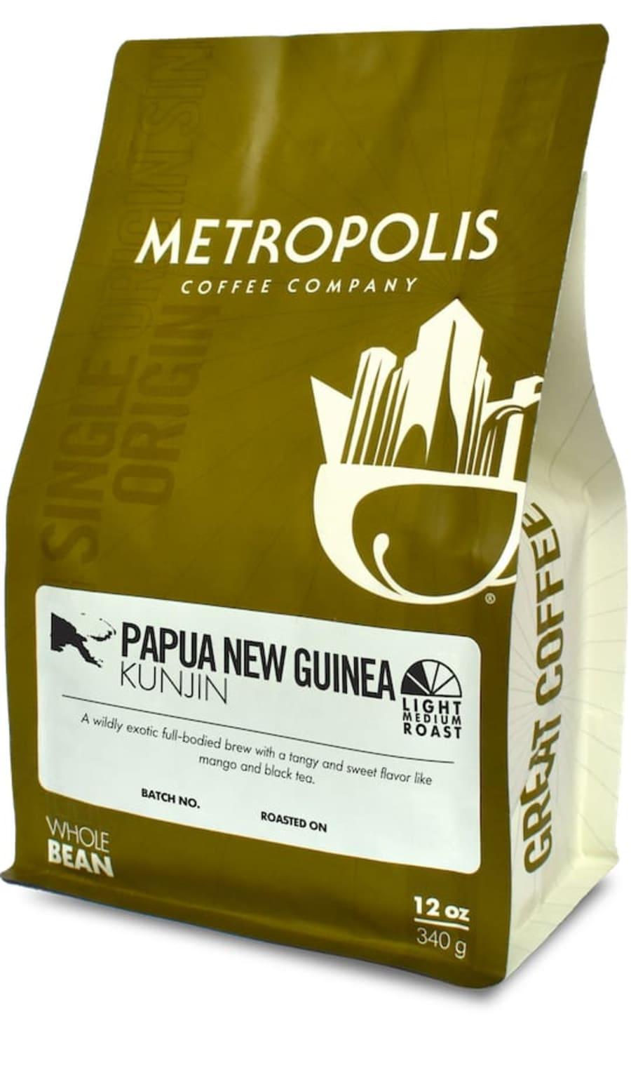 Papua New Guinea Kunjin | Metropolis Coffee