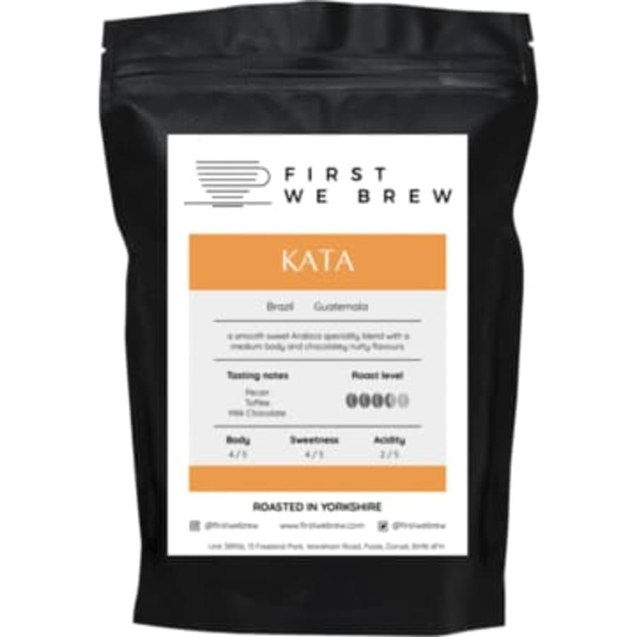 Kata | First We Brew