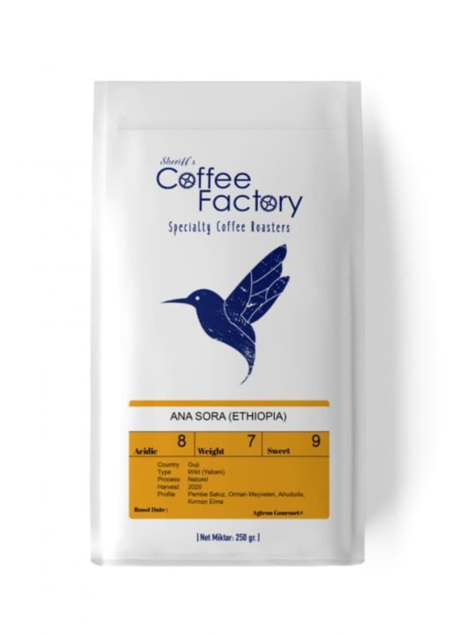 Ana Sora | Kahve Fabrikası
