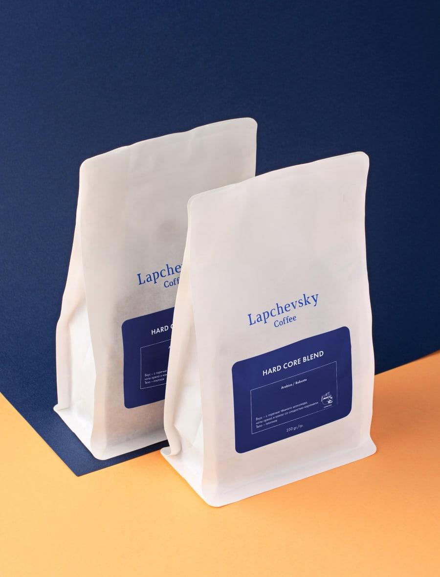Hard Core Blend | Lapchevsky Coffee