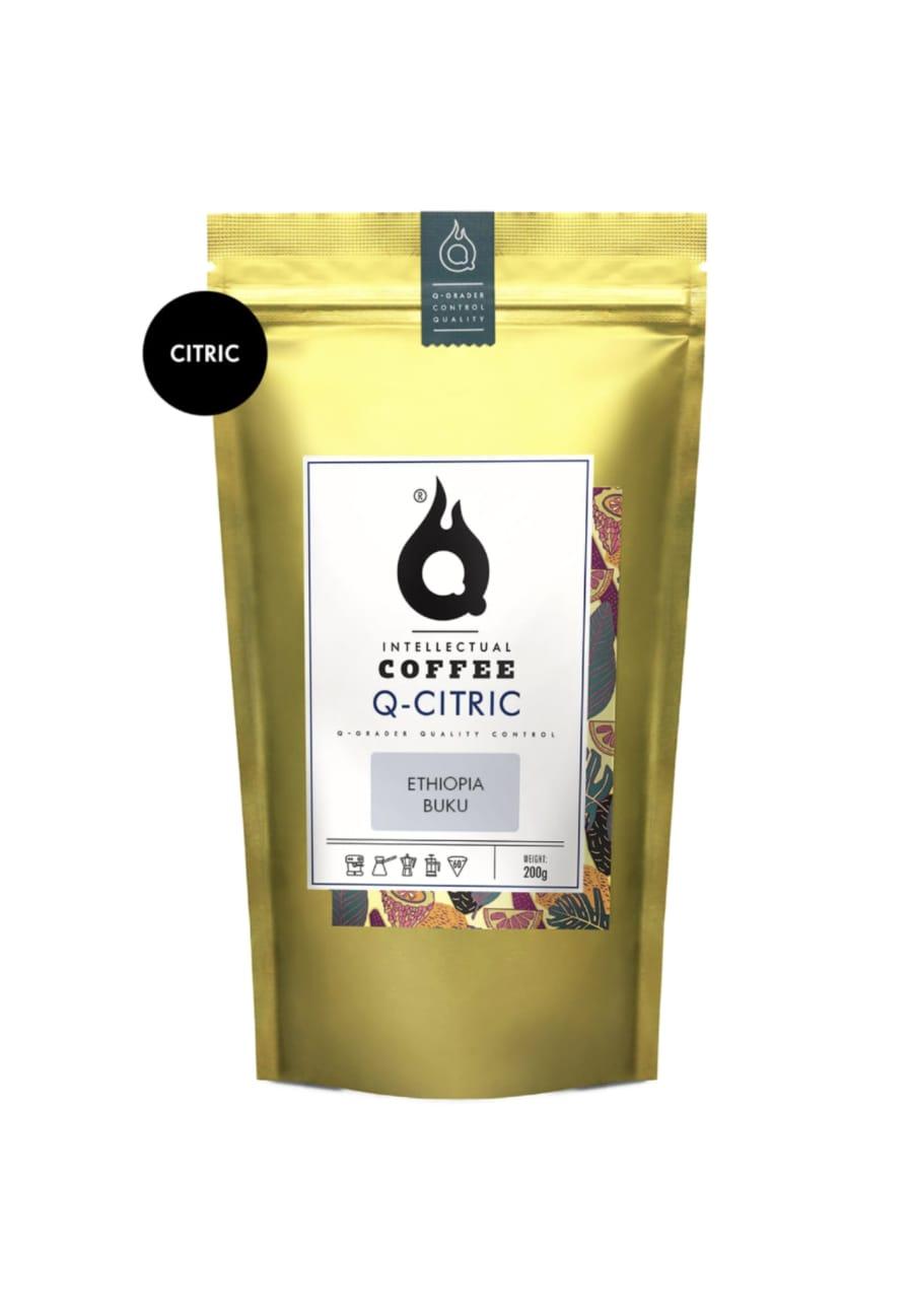 Ethiopia Buku   QQ Coffee