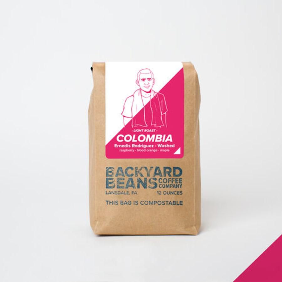 Ernedis Rodriguez Washed 2021   Backyard Beans Coffee Co.
