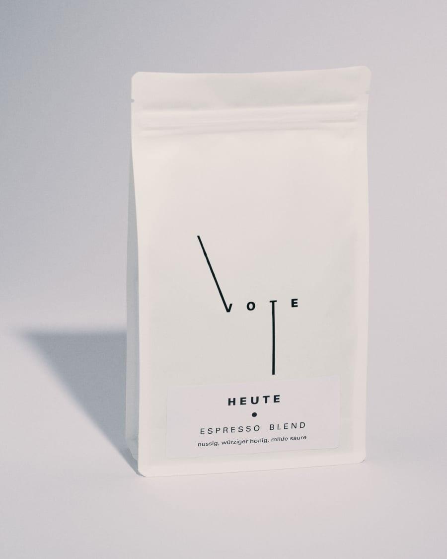 Heute Espresso Blend | VOTE Coffee Roastery
