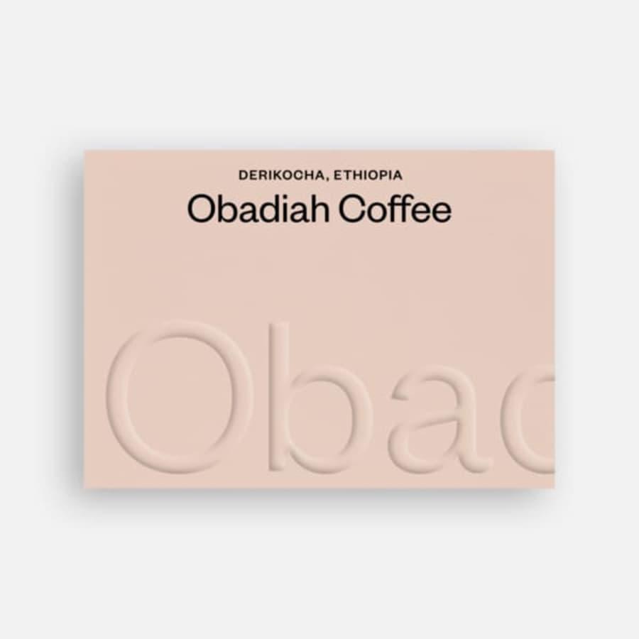 Derikocha, Ethiopia | Obadiah Coffee
