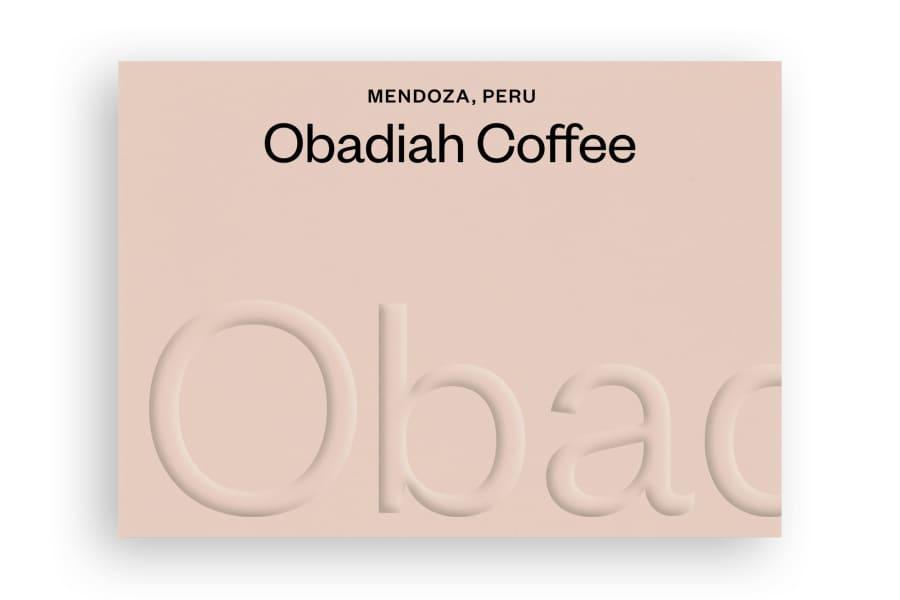 Mendoza, Peru | Obadiah Coffee