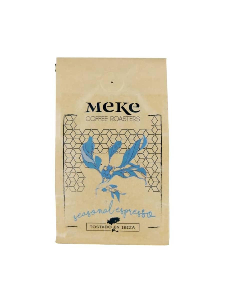 Seasonal Espresso   Meke Coffee Roasters