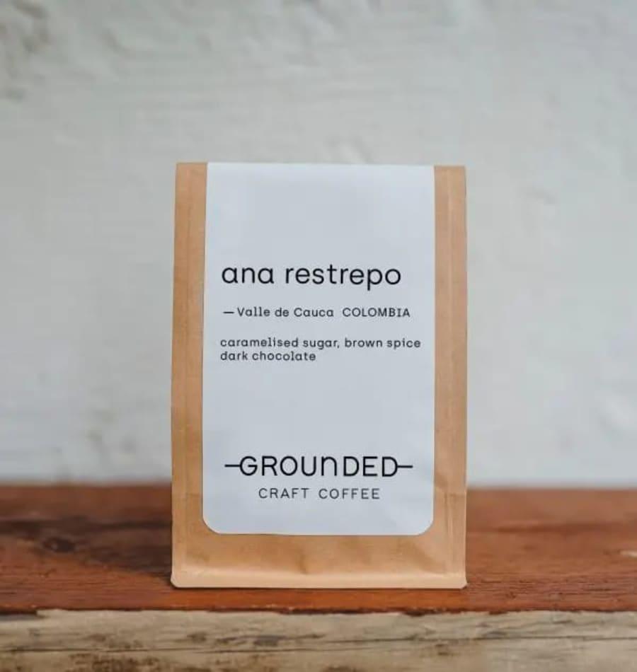Ana Restrepo | Grounded Craft Coffee