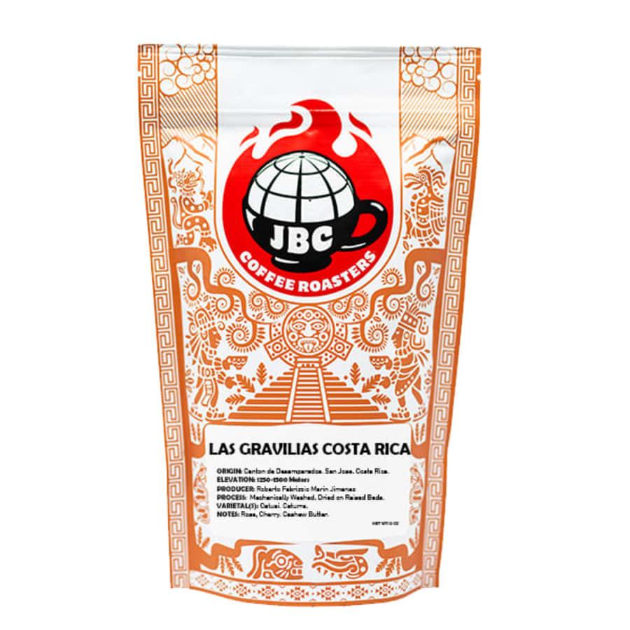 Las Gravilias | JBC Coffee Roasters