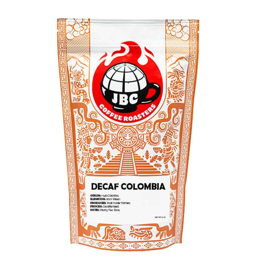 Decaf Colombia | JBC Coffee Roasters